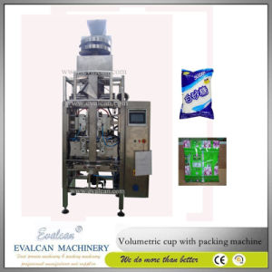 Automatic Maize Flour Weighing Packaging Machine pictures & photos