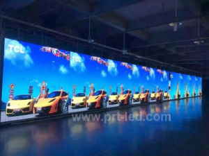Hot Sale Full Color LED Video Display Rental P3.91mm, P4.81, P6.25 (500*500mm/500*1000mm panel) pictures & photos
