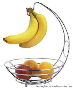Simple Metal Display Rack for Fruit Display Storage Use pictures & photos