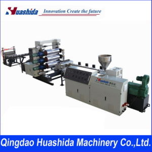 Plastic ABS/PMMA/HDPE/PVC /PPR/PP Board Extrusion Line pictures & photos