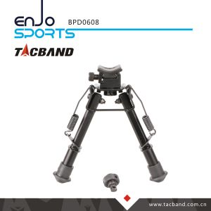 Bpd Series Hunting Shooting Bipod Mounting on Rifle Forearm Screw 6~8 Inch pictures & photos