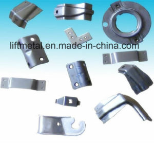 Custom Metal Fabrication Steel Stamping Machinery Parts (LFCR0501) pictures & photos