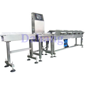 Economic Weight Sorting Machine for Fish and Seafood pictures & photos