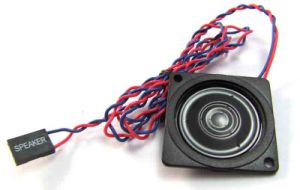 40*40mm Mini Speaker Thin Type Loudspeaker pictures & photos