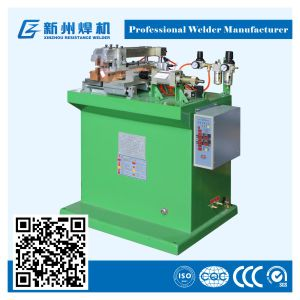 Un-80-2 Alloy Butt Welding Machine with Pneumatic System and Cooling Water System pictures & photos