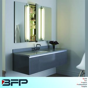 Alumium Inset Handle Vanity Custom Made pictures & photos