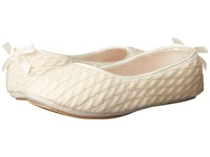 Lady′s Home Slipper Cable Knit Cozy Slipper pictures & photos
