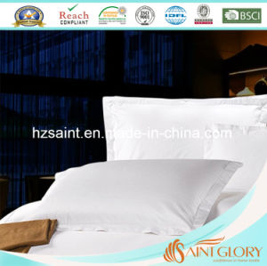 Pure Cotton 200tc Fabric Classic Hotel Bedding Sheet Sets pictures & photos