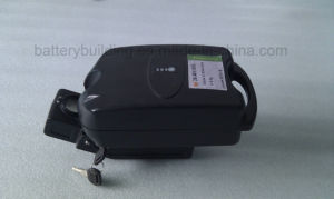 36V 10ah 350W Frog Style Electric Bike Battery pictures & photos