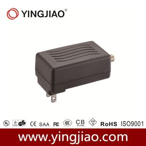 18W DC CATV Power Adapter with UL FCC Ce pictures & photos