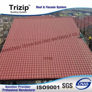 Color Coated Corrugated Steel Roofing Tile pictures & photos