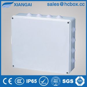Waterproof Junction Box Biggest Size Connection Box IP65 Hc-Ba400*350*120mm pictures & photos