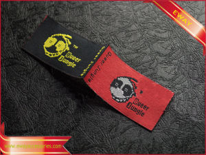 Woven Label for Garment (PP-W3-52) pictures & photos