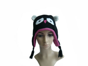 Animal Style Short Arm Knitted Hat pictures & photos