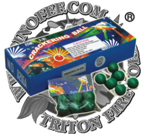 Crackling Ball Toy Fireworks Lowest Price pictures & photos