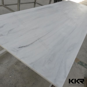 High Quality Kkr Marble Stone Acrylic Solid Surface pictures & photos