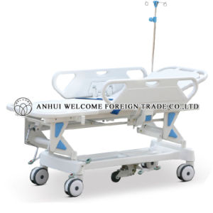 Premium Medical Emergency Bed pictures & photos