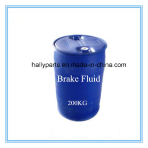 Brake Fluid in 200L Barrel
