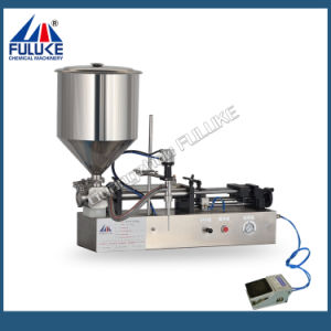 Guangzhou Fuluke Liquid Soap Package Machine Filling Machine Fillers pictures & photos