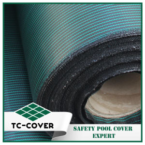 Green Color PP Safety Cover Roll Material pictures & photos