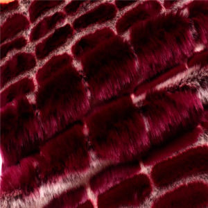 100% Wool Woolen Fabric of Women′s Overcoat pictures & photos