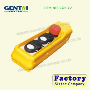 COB Series Waterproof Lifing Button Control Switch pictures & photos