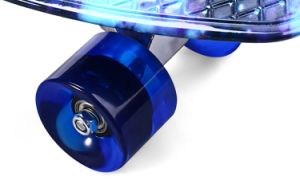 22 Inches Four-Wheel Mini Cruiser Skateboard for Adult pictures & photos