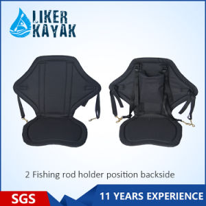 Soft Seat for Kayak with Bag in Back Side pictures & photos