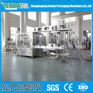 Washing, Filling and Sealing Monoblock Drink Water Filling Machine pictures & photos