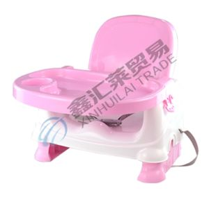 High Quality Plastic Baby High Chair pictures & photos