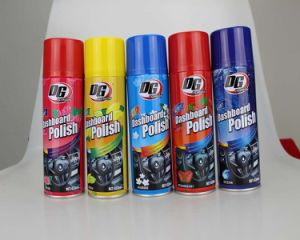 Five Types 450ml Car Dashboard Polish with Wax