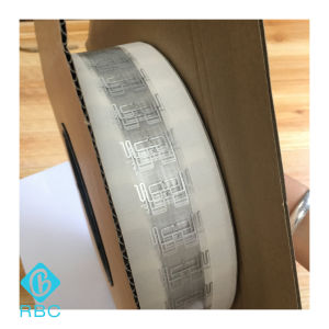 EPC C1 Gen2 RFID UHF Alien H3 9662/H4 9762 Dry Inlay in Roll pictures & photos