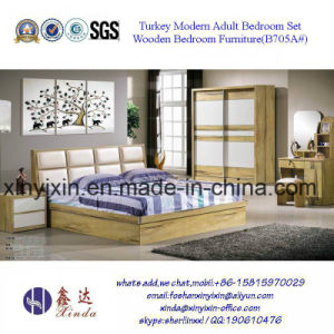 Latest Royal Style Hotel Bedroom Furniture Set (SH-008#) pictures & photos