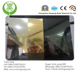 Aluminum Mirror Reflective Coil-A3016 H16 pictures & photos