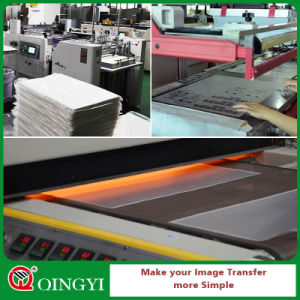 Qing Yi High Quality Silicone Coated Pet Release Film for Screen pictures & photos