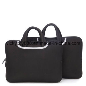 Fashion Neoprene Laptop Computer Notebook iPad Briefcase Sleeve Bag (CY3583) pictures & photos