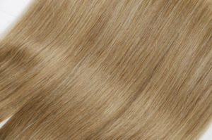 Blonde Remy Hair Bulk Hair Silky Buik 22inches pictures & photos