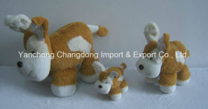 Plush Standing Imitate Donkey pictures & photos