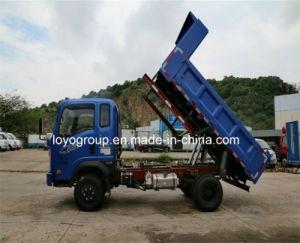 Sinotruk Cdw 115HP 4X2 6m3 Dump Truck 6-Wheel Dumper Truck pictures & photos