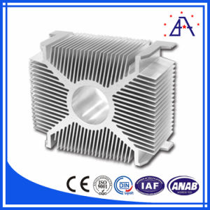 Anodizing Customized Aluminum Radiator Supplier pictures & photos