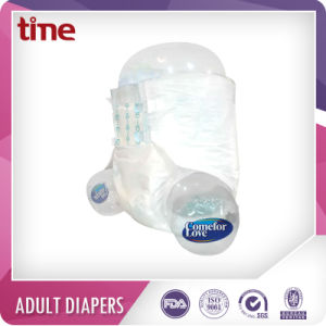 Hot Selling Breathable Super Absorbent Adult Diapers pictures & photos