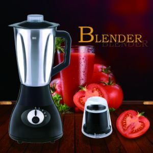 Hot Sales Stainless Jar CB-By44s 2 in 1 Electric Blender pictures & photos