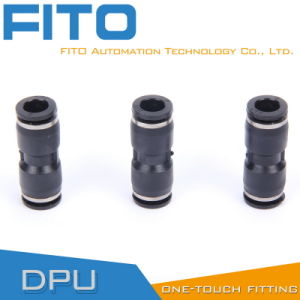 PU Pneumatic Fitting One Touch Air Conncetor by Airtac Type pictures & photos