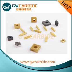 Tungsten Carbide Indexable CNC Inserts pictures & photos