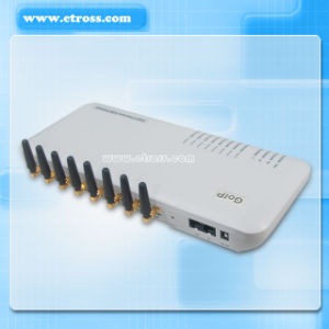 Dbl 8 Ports GSM VoIP Gateway pictures & photos