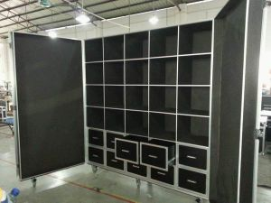 Big Size Strong Drawer Flight Case with Shelves pictures & photos