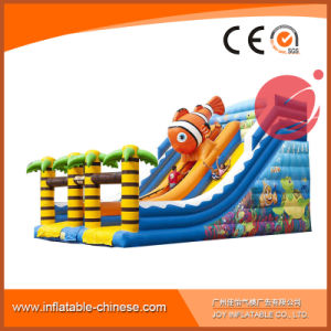 2017 Outdoor Playground Sea World Type Kids Play Equipment Slides T4-102 pictures & photos