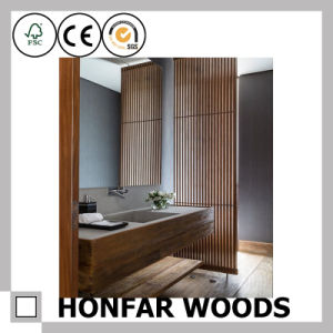 Home Decoration Bamboo Screen Unfold Wood Divider pictures & photos