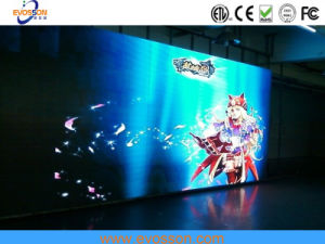 Indoor Full Color P10 LED Display Billboard/ LED Video Wall pictures & photos