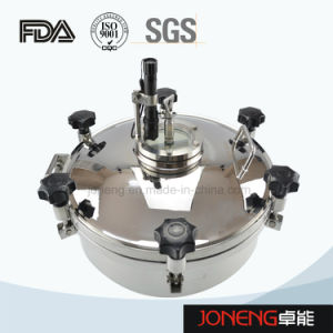 Stainless Steel Sanitary Tank Manhole Cover (JN-ML2003) pictures & photos